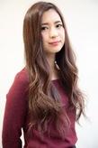ピンクグレージュカラー。髪色チェンジしたい方必見です。|LAVIERE by R-EVOLUTのヘアスタイル