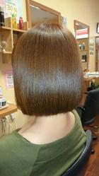 ボブ|美容室Pureのヘアスタイル
