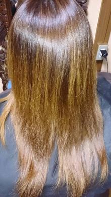 キラ髪|美容室Pureのヘアスタイル