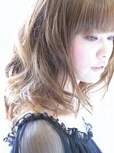 ゆるふわローレイヤー|opa hair styleのヘアスタイル