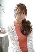 ちょこっとおめかし☆春アレンジ flare -心- 植田 晴香のヘアスタイル