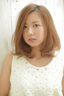 summer style*ほわほわ*柔カール|flare -心-のヘアスタイル