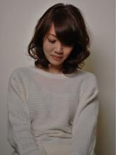 愛されウェーブ|hair make equroole Tomomiのヘアスタイル