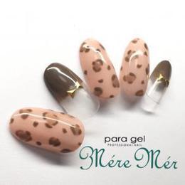 アニマルネイル|Mere Mer -Nail-のネイル