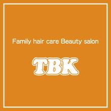 美容室 TBK 野方店  | ビヨウシツティービーケーノガタテン  のロゴ