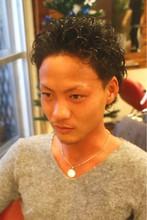 オトナセクシー☆ツーブロック|Mojo scissorsのメンズヘアスタイル