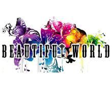 BEAUTIFUL WORLD  | ビューティフル ワールド  のロゴ