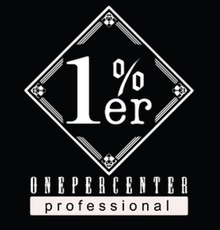 1%er professional   | ワンパーセンター プロフェッショナル  のロゴ