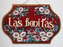 Las Bonitas  | ラスボニータス  のロゴ