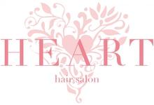 HEART  | ハート  のロゴ
