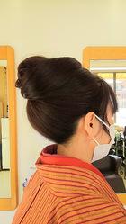 2日目でも崩れないヘアセット|HEARTのヘアスタイル