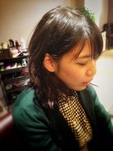 ローズ系カラー|it 柴田 雄のヘアスタイル