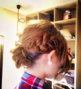 アップ|itのヘアスタイル