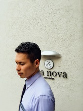 大人ベリーショート|via novaのメンズヘアスタイル
