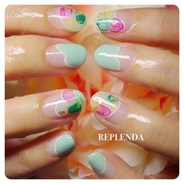 green☆|ネイルサロン&スクール REPLENDAのネイル