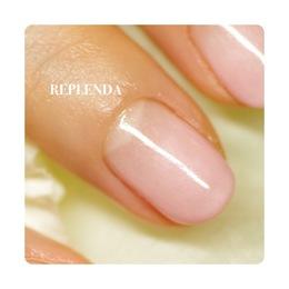 ピンクパールグラデーション☆|ネイルサロン&スクール REPLENDAのネイル