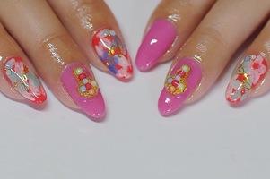 flower*|ネイルサロン&スクール REPLENDAのネイル