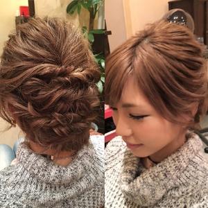 ショートヘアアレンジ|髪質改善ヘアエステサロン memoriaのヘアスタイル