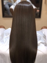 髪質改善トリートメント|髪質改善ヘアエステサロン memoriaのヘアスタイル