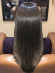 質感矯正トリートメント|髪質改善ヘアエステサロン memoriaのヘアスタイル