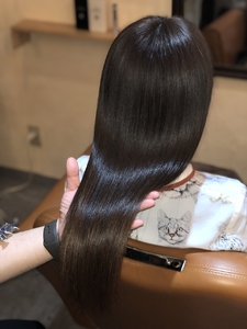 髪質改善カラーエステ|髪質改善ヘアエステサロン memoriaのヘアスタイル