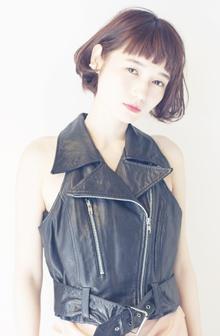 ショートボブ|Decollageのヘアスタイル