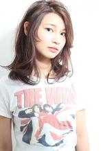 ミディアムレイヤー|Decollage 和田 昌樹のヘアスタイル