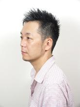 スッキリメンズスタイル|美容室 Bonds 木村 誠のメンズヘアスタイル