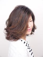 やわらかふんわりボブ|美容室 Bonds 木村 誠のヘアスタイル