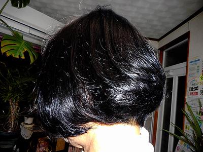 カット&パーマ|美容専科さちこのヘアスタイル