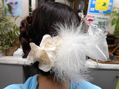 ヘアセット|美容専科さちこのヘアスタイル
