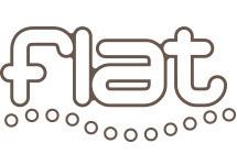 flat -Eyelash-  | フラット -アイラッシュ-  のロゴ