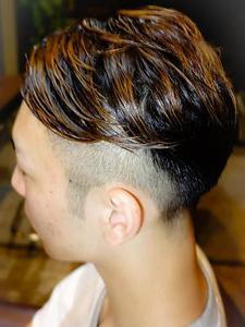 ネオ七三|TOKAGE HAIRのヘアスタイル