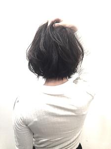 【LILY】クールボブ☆|LILY SHINSAIBASHIのヘアスタイル