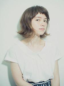 ☆ ミディアムボブ ☆|anteprimaのヘアスタイル