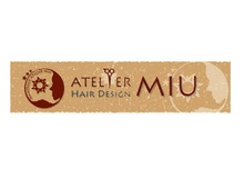 HAIR DESIGN ATELIER MIU  | ヘアーデザイン アトリエ ミウ  のロゴ