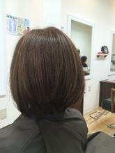 つやつやボブ☆|hair's moi!のヘアスタイル