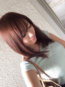 艶感アピール|Logistics hair Gardenのヘアスタイル