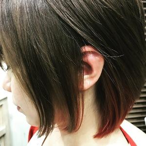 秋先取り!|Logistics hair Gardenのヘアスタイル