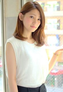 ■MUSEUM■ナチュラルワンカール☆お手入れ簡単ロブ☆|MUSEUMのヘアスタイル