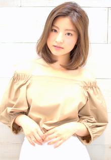 ★MUSEUM★大人系ボブ 15 三村昇|MUSEUMのヘアスタイル