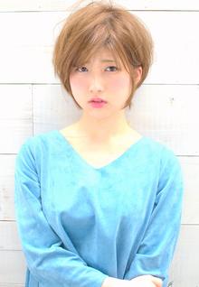 ★MUSEUM★大人系ショート 1 三村昇|MUSEUMのヘアスタイル