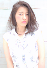 ★MUSEUM★大人系ミディアム 2 三村昇 MUSEUM 三村 昇のヘアスタイル