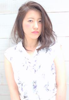 ★MUSEUM★大人系ミディアム 2 三村昇|MUSEUMのヘアスタイル