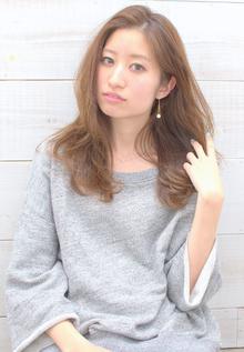 ■MUSEUM■シアーべジュ♪ロング16SSスタイル★ MUSEUMのヘアスタイル