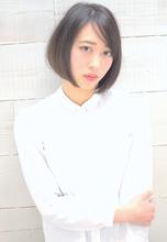 ★MUSEUM★大人系ボブ 前下がり 三村昇 MUSEUM 三村 昇のヘアスタイル