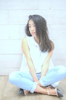 ★MUSEUM★大人系ロング 8 三村昇|MUSEUMのヘアスタイル