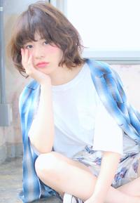 ■MUSEUM■外ハネ♪ラフカールショートボブ★