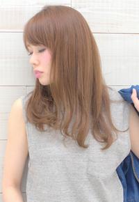 ■MUSEUM■ヘアチューニングで広がり、ごわつき改善★ストレート