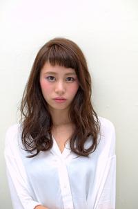 ★MUSEUM★ショートバングの外国人風 三村昇